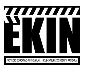 Logotipo Ekin Completo